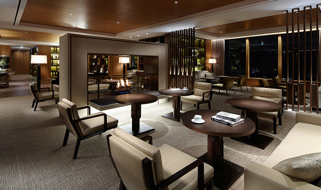 The Executive Lounge