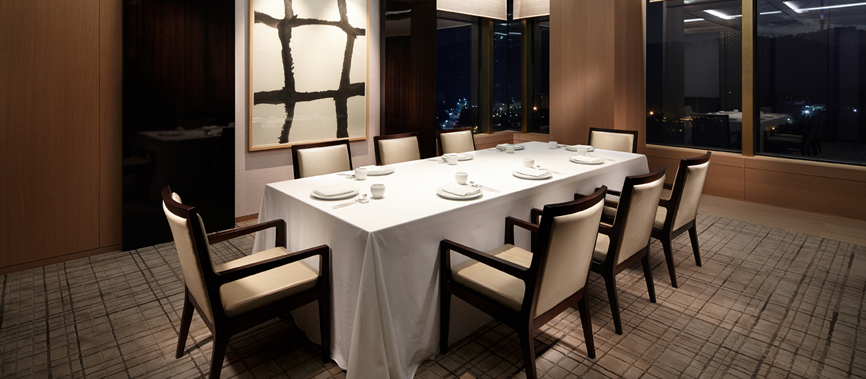 <p>The 3-star Michelin restaurant serves the elaborate tastes of traditional Korean cuisine.</p>